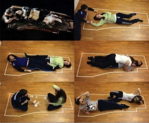 Titanic FLoating